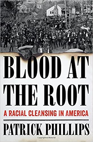 cover of blood at the root