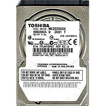 Toshiba MK2555GSX HDD2H24 S ZK01 T 250GB A0/FG001A