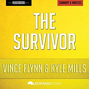 The Survivor (A Mitch Rapp Novel, Book 12) by Vince Flynn and Kyle Mills Audiobook