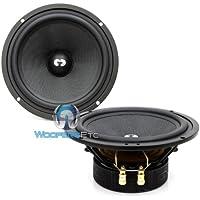 ES-62E - CDT Audio 6.5 2-Way Essence Series Component Speakers System