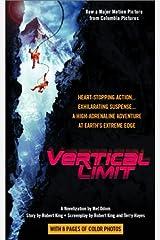 Vertical Limit Mass Market Paperback