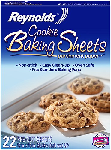 Reynolds Cookie Baking Sheets Parchment Pape