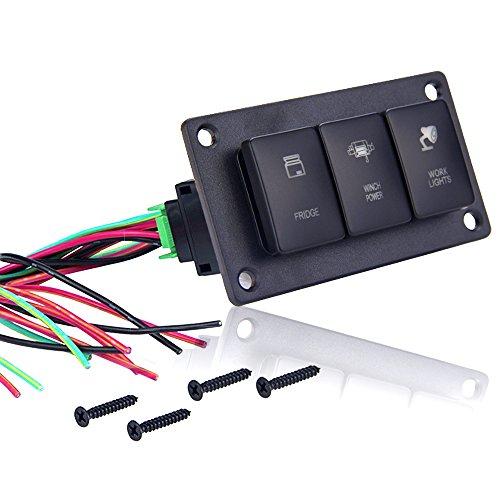 Внутреннее освещение Rocker Switches AutoPowerPlus DC