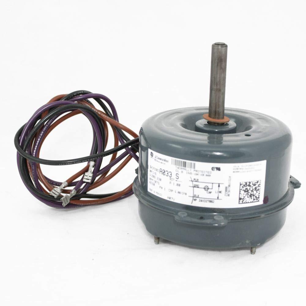 Goodman B13400252 Central Air Conditioner Condenser Fan Motor Genuine Original Equipment Manufacturer (OEM) Part