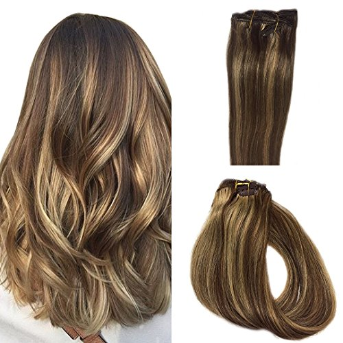 PoleStar 70 Gram Clip in Hair Human Hair