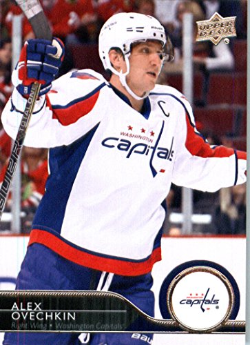 Alexander Ovechkin Hockey (2014 Upper Deck Hockey Card (2014-15) #189 Alexander Ovechkin - Washington Capitals MINT)