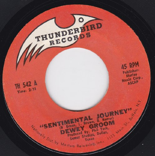 Sentimental Journey/What Will My Mary Say (7