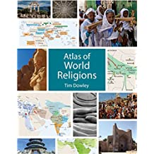 Atlas of World Religions (Fortress Atlases) (English Edition)