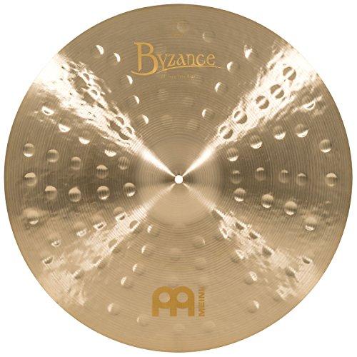 - Meinl Cymbals B22JTR Byzance 22-Inch Jazz Thin Ride Cymbal (VIDEO)