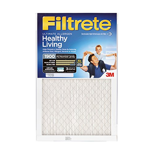 3M Filtrete 24x30x1 Ultimate Allergen Air Filter