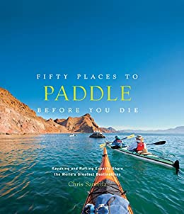 Fifty Places Paddle Before You ebook product image