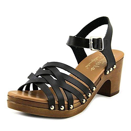 Callisto - Sandalias de vestir para mujer negro