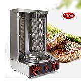 Stainless Steel Shawarma Doner Kebab Machine Gyro