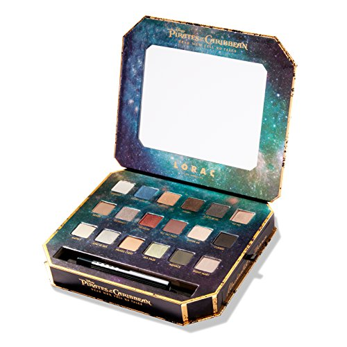 1 Eye Palette - LORAC Pirates of The Caribbean Pro Eye Shadow Palette, 1 oz.