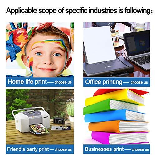 AOPANE Compatible Refill Ink Bottle Kit Replacements for Epson T664 Work  for Expression ET-2650 ET-4550 ET-2550 ET-2600 ET-3600 ET-4500 Printers (1