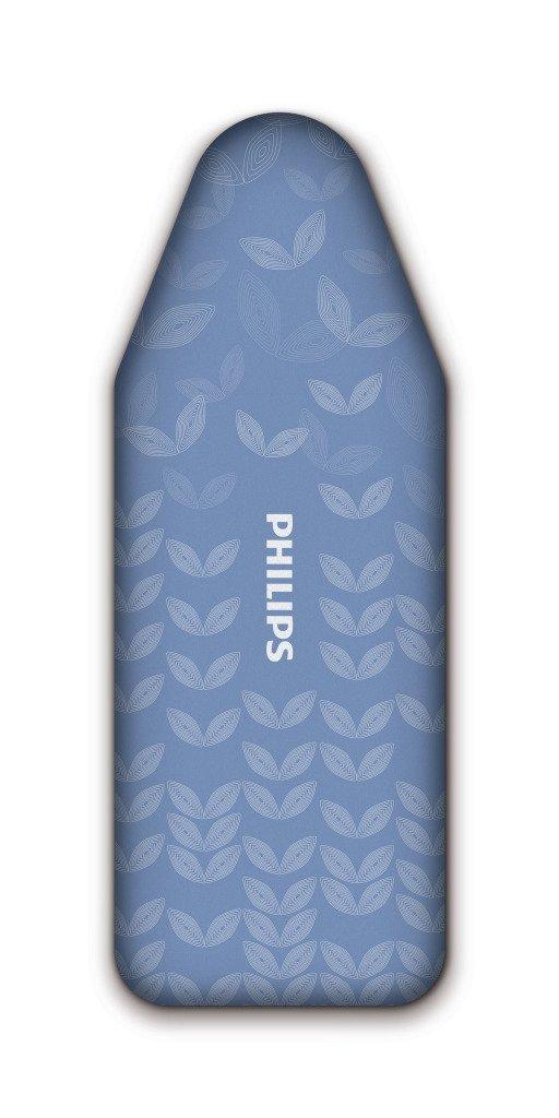 Philips GC023//00 Rivestimento per ASSE da Stiro Blu