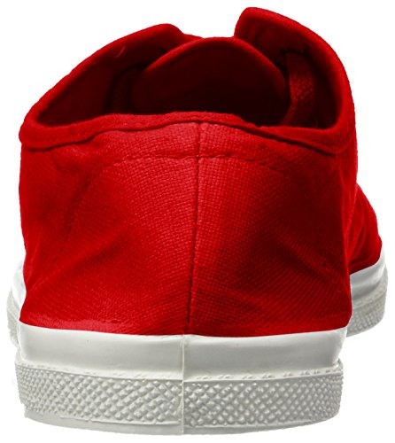 Sneaker Rosso Tennis Lacets Bensimon Uomo Rouge 7nEwAx