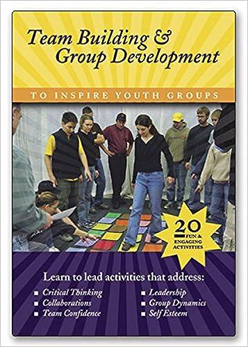 Self esteem team building activities