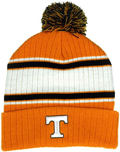 Tennessee Volunteers Traditional Cuffed Knit Beanie with - Shops Knoxville Head