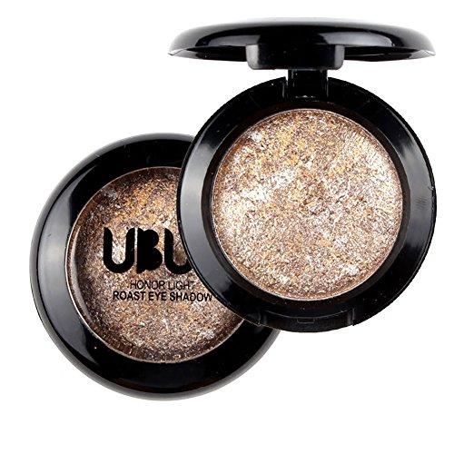 Shouhengda Single Baked Eye Shadow Powder Palette Shimmer Metallic Eyeshadow Palette Makeup A05
