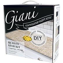 Giani Countertop Paint Kit, Sicilian Sand