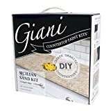 cheap kitchen countertops Giani Countertop Paint Kit, Sicilian Sand