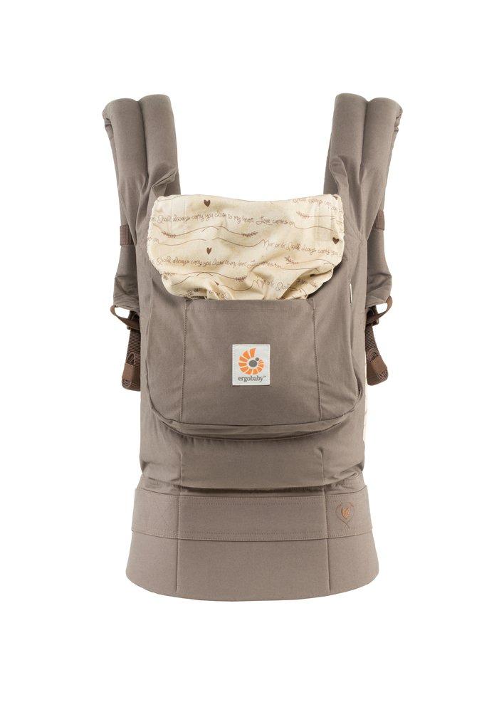 0c74779a23fc Ergobaby Collection Original sac à dos Porte-bébé, Pack évolutif Mots  d amour  Amazon.fr  Bébés   Puériculture