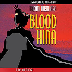 Blood Hina Audiobook