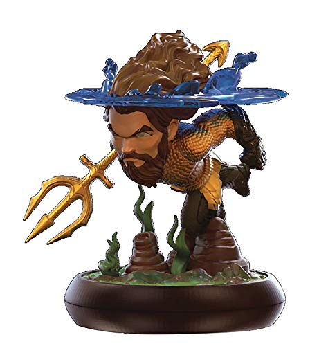 Quantum Mechanix DC Cinematic Aquaman Q-Fig Figure