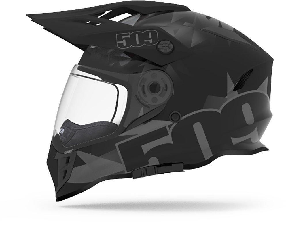 509 Delta R3 Helmet - Black Ops - MD