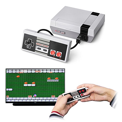 Classic Mini TV retro Game Console Video Game Entertainment System Family Double Gamepad With Built in 500 Games 3-5 years old Gift by dainslef