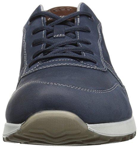 Ecco Herren Cs14 Mens Low-Top Blau (50274marine/cocoa Brown)