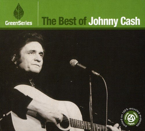 Johnny Cash - Best of: Green Series (CD)