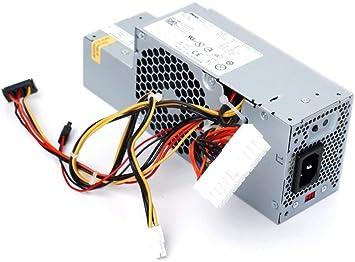 N275P-00 Dell 275 Watt Power Supply For Optiplex New Pull.