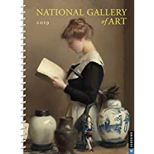 National Gallery of Art 2019 Engagement Calendar
