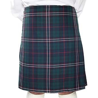 "Mens Scottish Scottish National Tartan Kilt Size: 30"" - 32"""