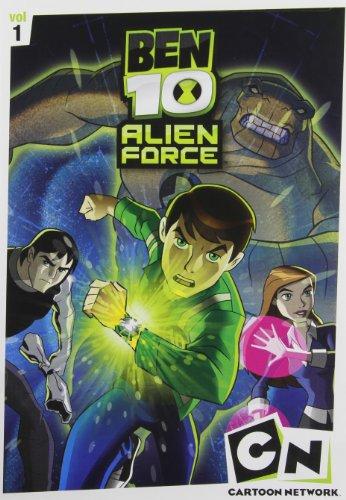 Ben 10: Alien Force,Season 1 Vols. (Ben 10 Series)