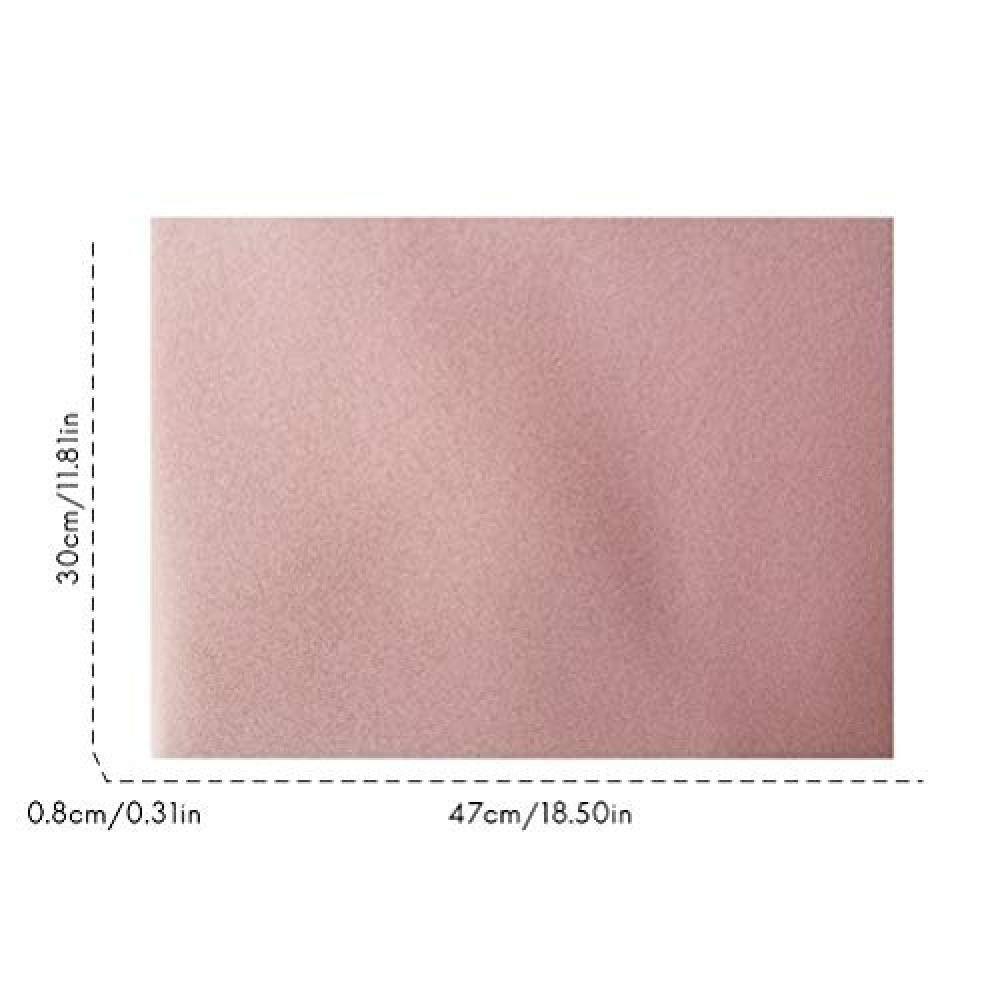 lavables y cortables Rosa eliminan la humedad y los olores antideslizantes alfombrillas de higiene alfombrillas antibacterianas para frigor/ífico 4 alfombrillas antibacterianas para nevera