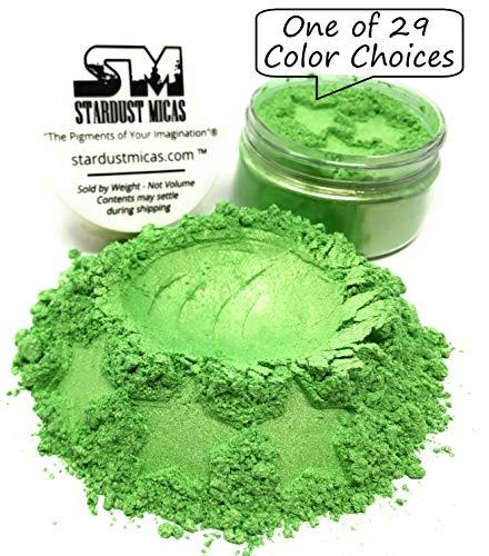 dye green - 9