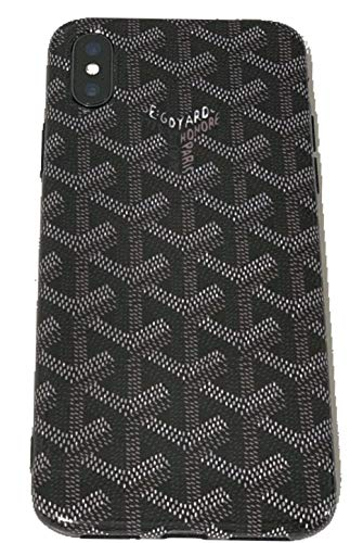 GYRD Black Urban Street Fashion Slim Shock Absorbing Protective Stylish Case (iPhone XR)