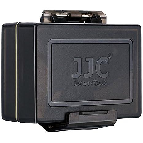 JJC Cámara Batería Caja protectora Adecuado para Canon LP-E6 ...