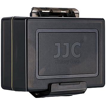 JJC Cámara Batería Caja protectora Adecuado para Sony NP ...