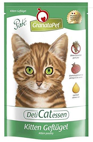 Granatapet DeliCatessen Kitten Geflügel PUR | 12x85g