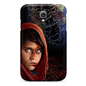 linJUN FENGFashionable Style Case Cover Skin For Galaxy S4- Tears Of Earth