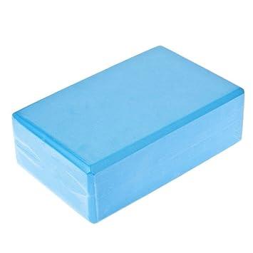 Heaviesk Yoga Brick 23 * 15 * 8 cm (9 * 5.9 * 3.14 pulgadas ...