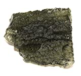 Moldavite Rare Natural High Vibration Crystal Genuine 7.4 Grams MOLD17S2419