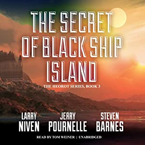 The Secret of Black Ship Island Audiobook
