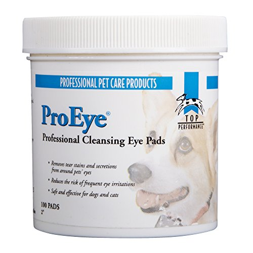top-performance-proeye-cleansing-pads-safe-and-effective-pads-for-cleaning-around-pets-eyes-100-pack