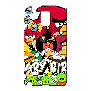 samsung note 4 Attractive Premium New Snap-on case cover phone skins angry Birds All Bird
