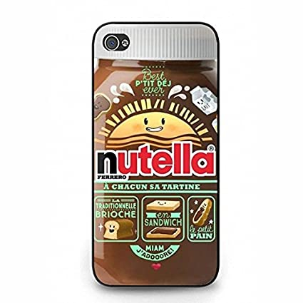 Amazoncom Wallpaper Nutella Phone Case Cover For Iphone 5